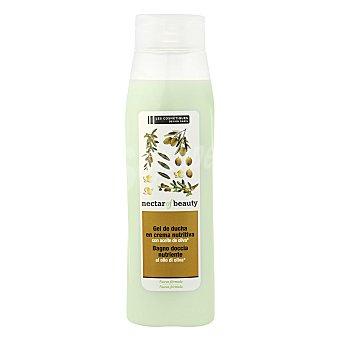 Les Cosmétiques Crema de ducha nutritiva con extracto aceite de oliva - Nectar of Beauty 750 ml