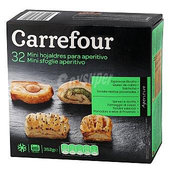 Carrefour Hojaldres aperitivos 352 g