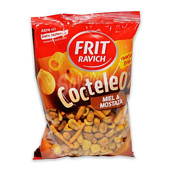 Frit Ravich Coctel Miel Mostaza Frit Ravich 180 gr
