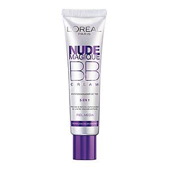 L'Oréal BB cream Nude Magique para piel media 1 ud