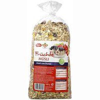 panima Muesli de frutas Paquete 1 kg