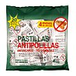 Antipolilla ropa antiacaros (pastillas) Paquete 20 u Bosque Verde