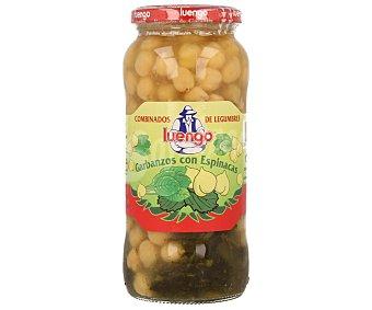 Luengo Garbanzos con espinacas 400 gramos