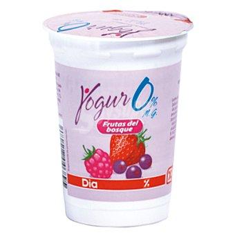 DIA DIA yogur con frutos del bosque desnatado  envase 200 g