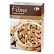 Cereales con chocolate Fibra 500 g Carrefour