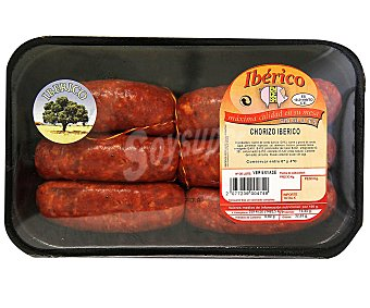 Emcesa Chorizo ibérico 550 Gramos