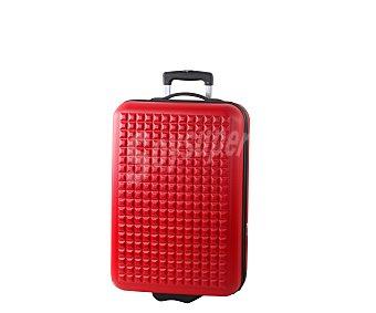 IN EXTENSO Maleta de 2 ruedas abs, rígida, color rojo 1 Unidad