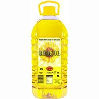 OROSOL Aceite de girasol botella 5l