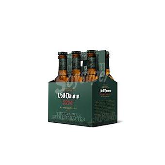 Voll-damm Cerveza Botellín 33 cl