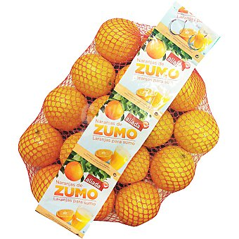 Aliada Naranjas de zumo Bolsa 3 kg