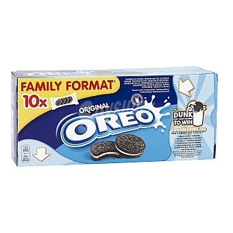 OREO galletas de chocolate rellenas de crema formato familiar  Pack de 44x10GR