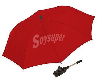 Garessi Sombrilla para silla de paseo, color rojo