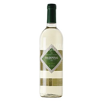 SEÑORIO DE ONDAS Vino blanco DO Valdepeñas botella 75 cl Botella 75 cl