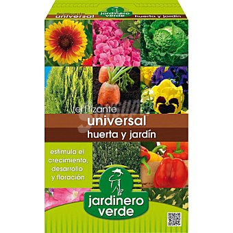 FLOWER 1-01501 Abono universal huerta-jardin envase 1 kg Envase 1 kg