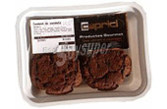 COULAND CAPRICI CHOCOLATE 200 GRS