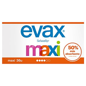 Evax Protegeslip maxi caja 34+2 uds 34+2 uds