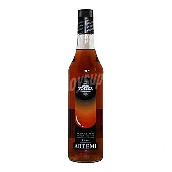 Aniuska Vodka caramelo 24º 70 cl