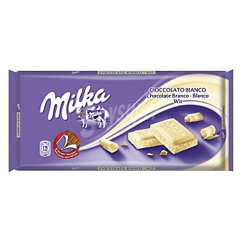Milka Chocolate Blanco 100g