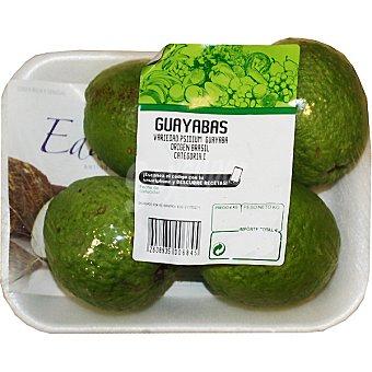 Guayabas peso aproximado Bandeja 500 g
