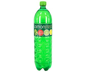 Laimon Fresh Refresco de lima limón y menta Botella 1,5 l