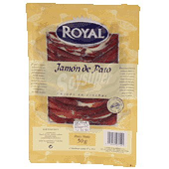 Royal Jamon pato Sobre 50 grs