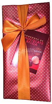 B.BELGAS Bombón chocolate belga Caja 175gr