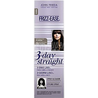 JOHN FRIEDA Frizz Ease 3 Day Straight Alisador semi permanente spray 100 ml para cabello rizado Spray 100 ml