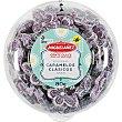 Caramelos duros de violetas en caja de polvera Envase 80 g Miguelañez