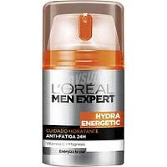 Men Expert L'Oréal Paris Hidratante antifatiga Dosificador 50 ml