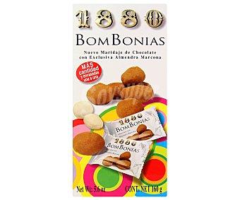 1880 Bombones de chocolate con almendra 160 gramos