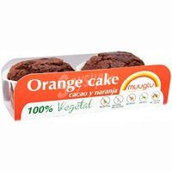 Muuglu Orange cake Paquete 120 g