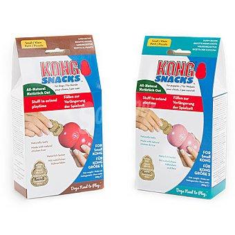 KONG Golosina para rellenar juguetes Kong talla S con sabor a hígado Paquete 200 g