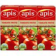 Tomate frito Pack 3x215 g Apis