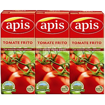 Apis Tomate frito Pack 3x215 g
