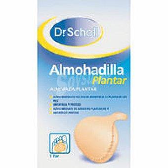 DR. SCHOOL Almohadilla para pies Pack 2 unid