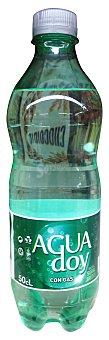 Aguadoy Agua con gas Botella de 500 cc