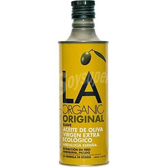 La Organic Aceite de oliva virgen extra suave de Andalucía ecológico original Lata 500 ml