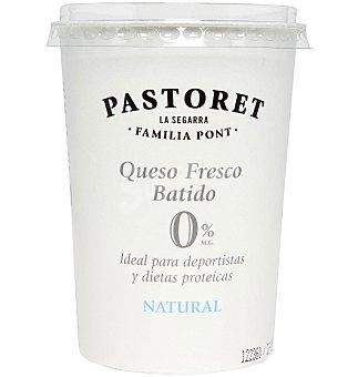 El pastoret Queso 0% desnatado 500gr