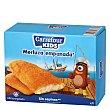 Filetes de merluza empanados 400 g Carrefour