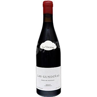 LA VIZCAINA Las Gundiñas vino tinto mencía D.O. Bierzo botella 75 cl botella 75 cl