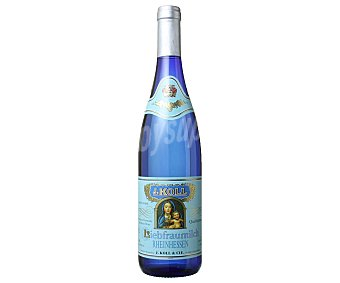 LIEBFRAUMILCH Vino Blanco de Alemania Botella 75 Centilitros