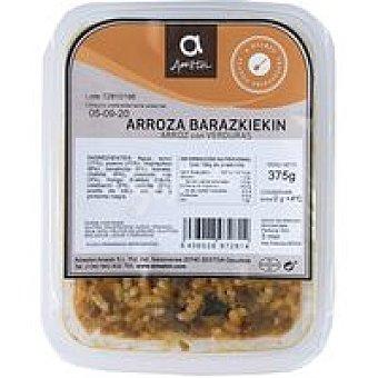 Ameztoi Arroz con verduras Bandeja 375 g
