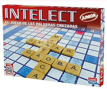 Falomir juegos Juego de mesa infantil construcción de palabras Intelect Junior, más de 2 jugadores juegos