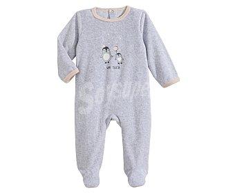 In Extenso Pijama largo aterciopelado talla 74.