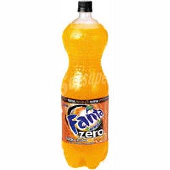 Fanta Fanta Zero Naranja Botella de 2 l