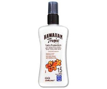 Hawaiian Tropic Locion protectora solar SPF15 200 ML