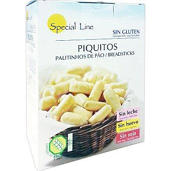 Special Line Piquitos sin gluten Envase 150 g