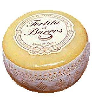 Torta de Barros Queso de cabra de pasta blanda tortita de barros 780 gr 780 g