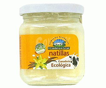 Letur Natillas de huevo eco 175 g
