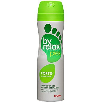 Acción Desodorante para pies antitraspirantes doble Spray 200 ml